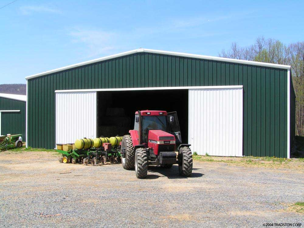 Construction Of Steel Buildings: Agricultural Steel Buildings, Metal Farm Buildings, Pole