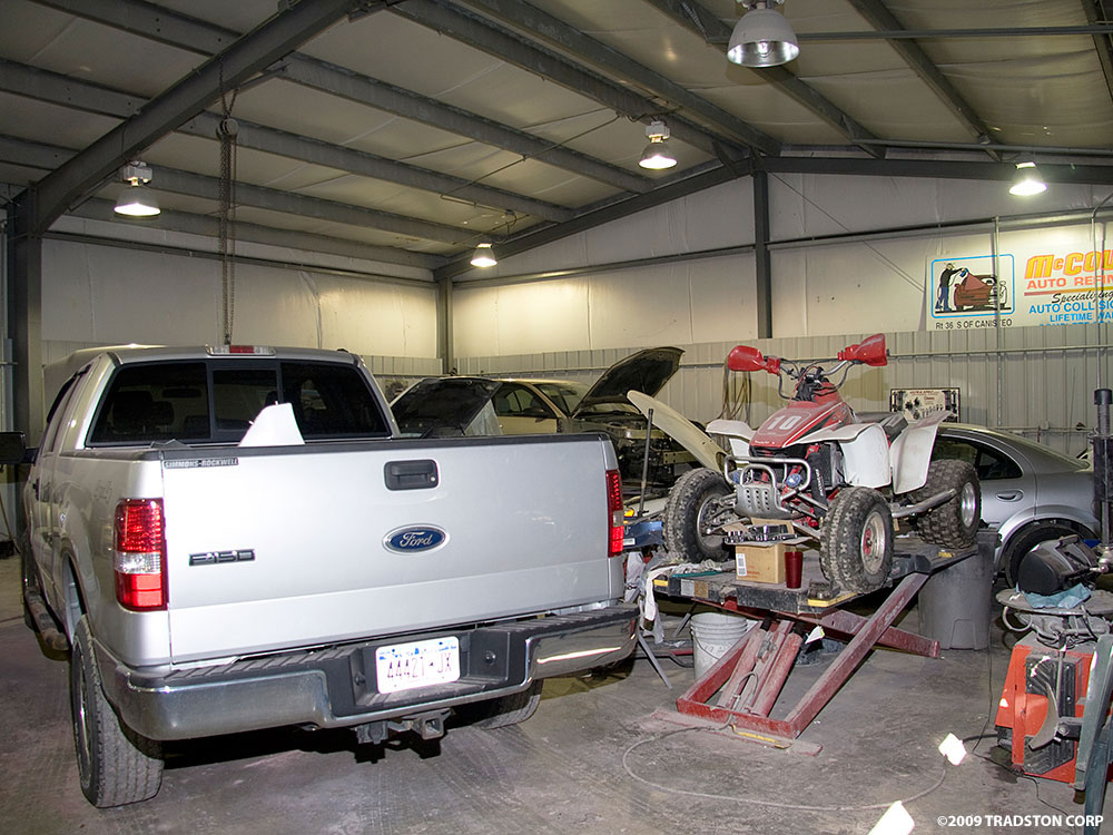 Auto Body Shops Metal Buildings Auto Repair Shop Steel