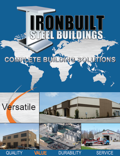 Ironbuilt Buildings Brochure