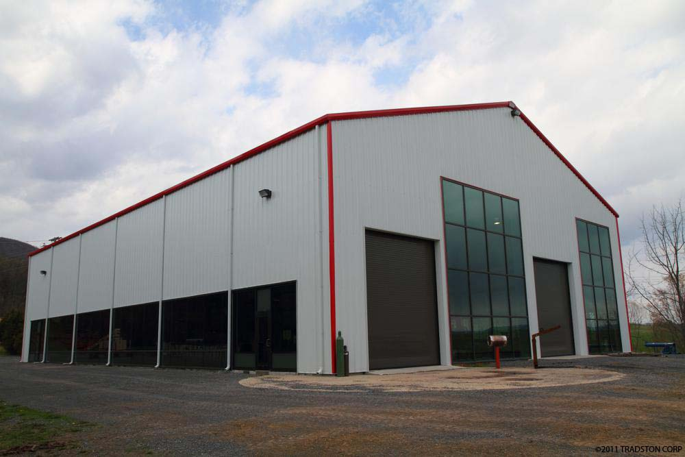 Commercial Steel Carports : Commercial steel buildings metal