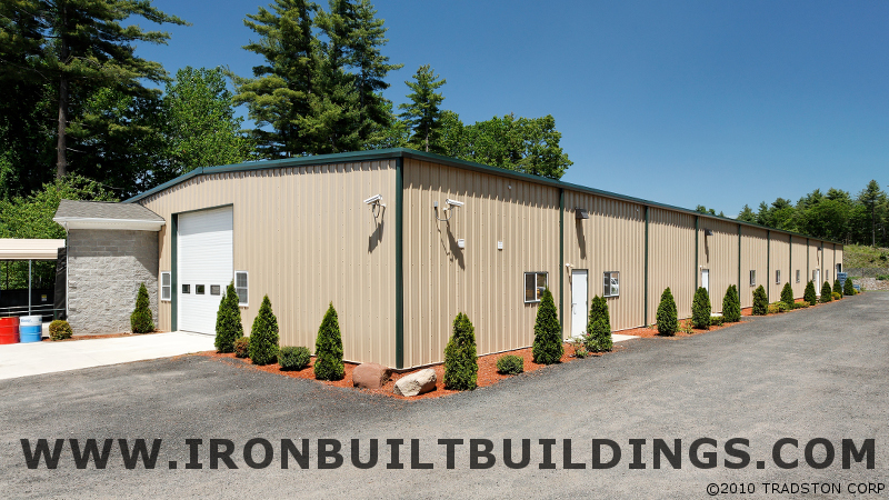 preengineered building ct