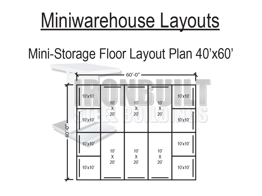 Warehouse floor plans free warehouse layout design for Warehouse floor plan design software free