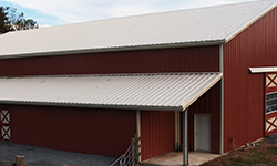 Galvalume Roof Sheeting