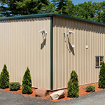 Steel Building Wall Sheeting