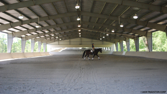 Indoor Riding Arenas Covered Horse Arenas Steel Horse Barns
