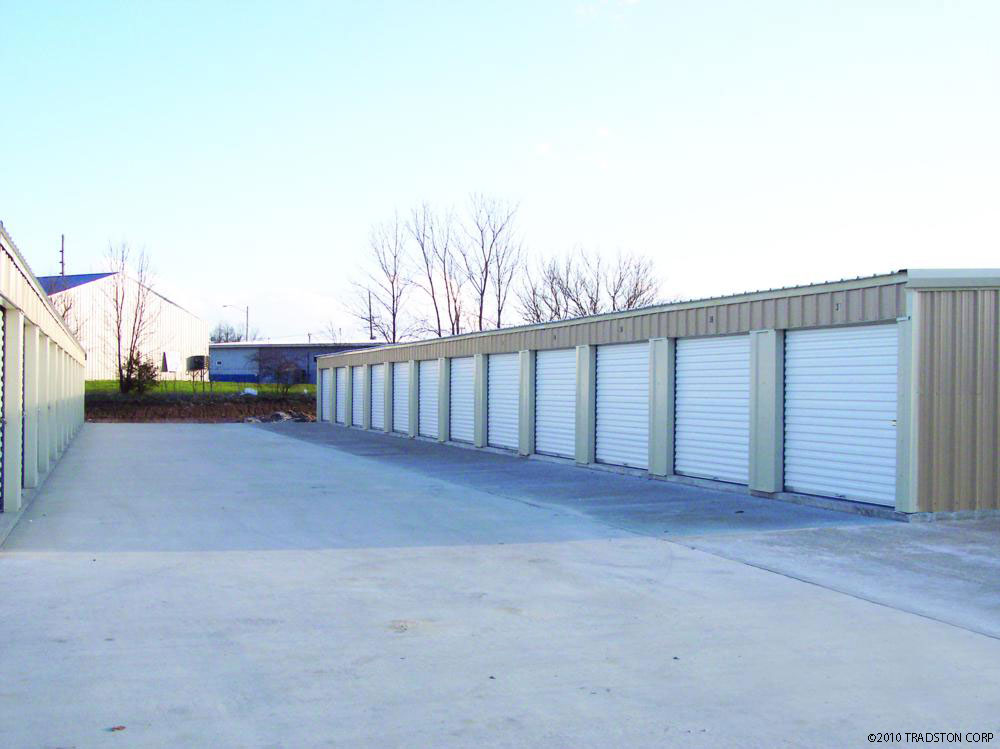 Mini storage buildings self storage buildings free floor for 2 storage house