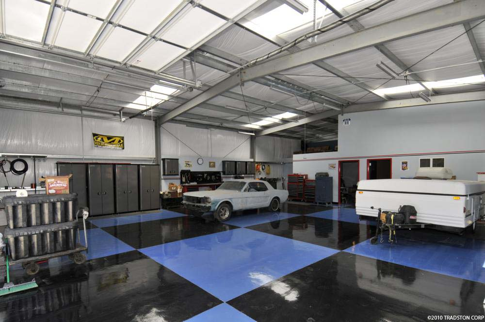Residential Metal Buildings, Steel Workshop Buildings ...