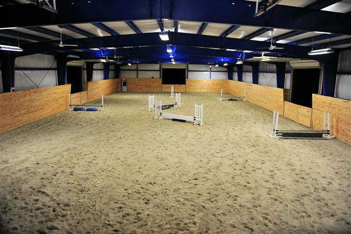 riding arena metal buildings in massachusetts