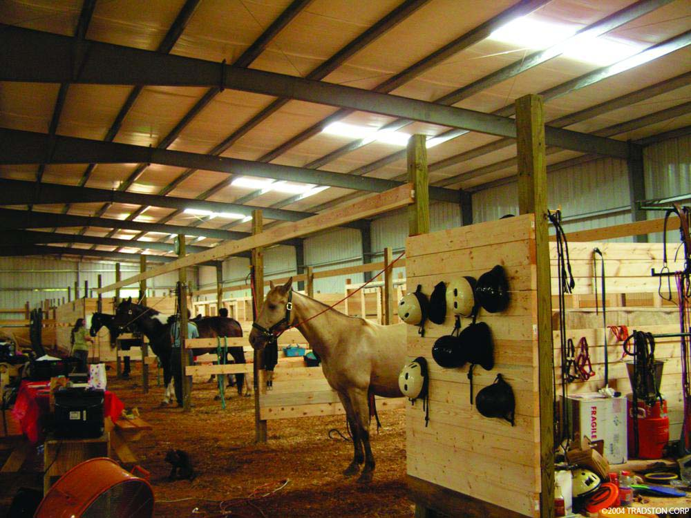 Indoor Riding Arenas Covered Horse Steel Barns