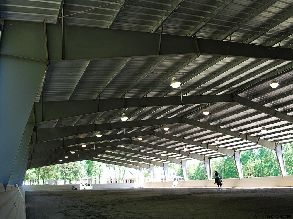 Building A Indoor Riding Arena Cost