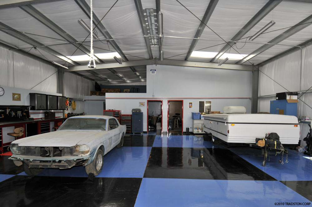 Metal Garage Buildings Metal Garages Residental