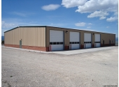 prefab metal building for fire station in Nevada