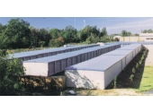 self storage systems 20' wide and 30' wide buildings