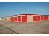 mini warehouse storage steel building