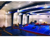 preengineered steel building gym