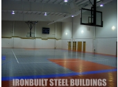 steel recreational building