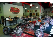 motorcycle dealership building