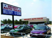 auto dealership metal retail building