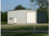 residential small steel building