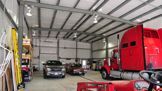 Steel buildings metal building systems testimonials for How much to build a 40x80 shop